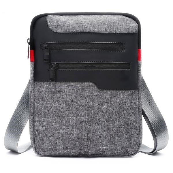 Casual Mens Messenger Shoulder Bag For iPad Satchel Nylon Travel Business Briefcase Chest Pack Handbag Sacoche Homme
