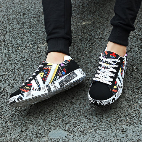 New Arrivals Mens Brand Casual Fashion Canvas Shoes Street Leisure Sneakers Man Footwear Male Adult Tenis Masculino Adulto