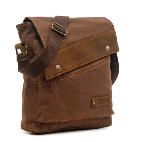 b28aeb420989 Vintage male single Handbags men s messenger bag men Designer Handbag  Canvas Casual Messenger Bag Students school