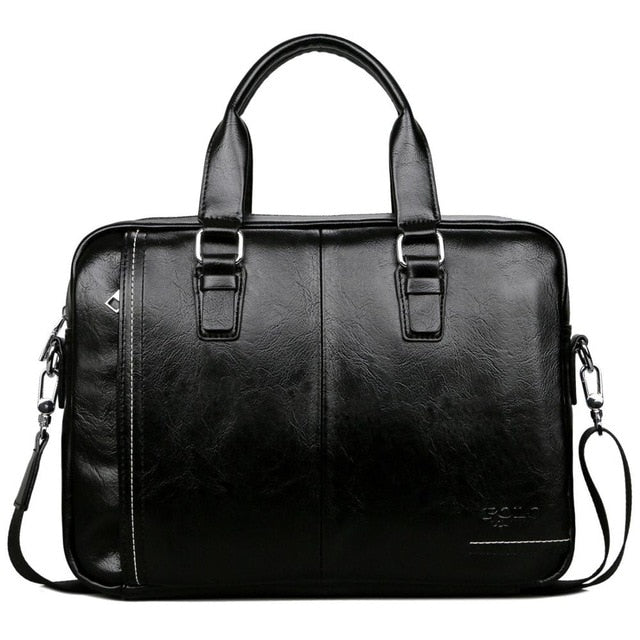 ac66ba3a89e8 New Arrival High Quality Leather Man Messenger Bag With Front Pocket ...