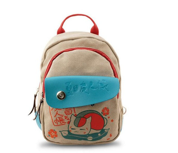 New Fashion Women Anime Totoro Backpack Printing Travel Girl School Backpack
