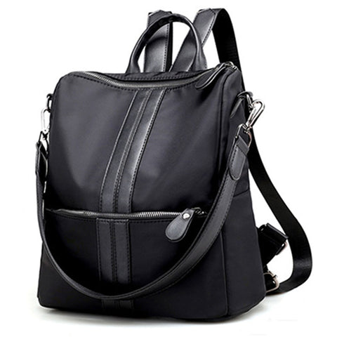 Backpack Women's Backpack For Women Shoulder Bag Nylon Multifunction Female Backpacks Designer Brand Ladies Casual Travel Bags