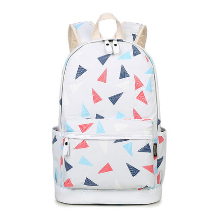 New Preppy Style School Bags for Teenagers Girl Printing Backpacks Laptop Rucksack Backpack Schoolbag Mochila TJ1344