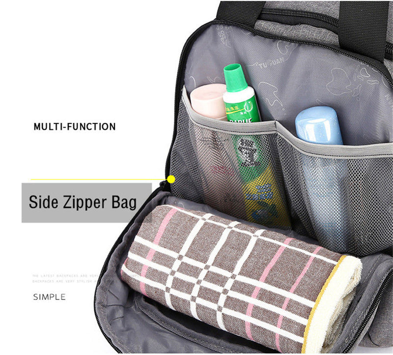 Multifunction Men Travel Bags Anti Theft Male Bag Portable Travel Duffel Bags for Man Large Capacity Shoulder Handbag Back Pack