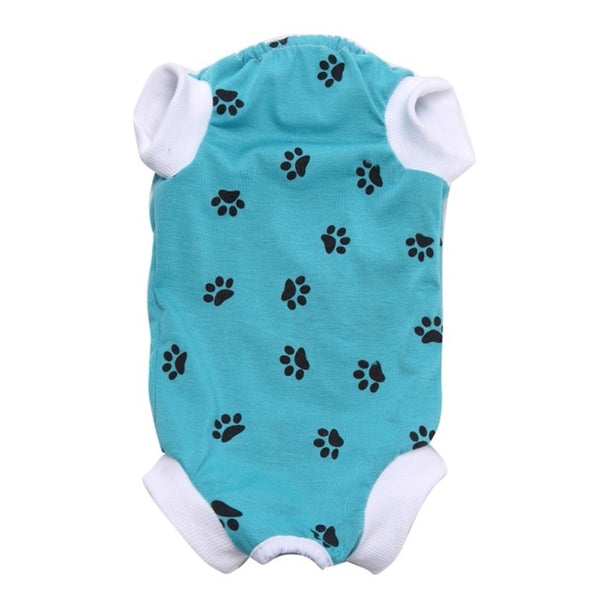 Pet Dog Cat Surgical Clothes For Dogs Summer Medical Protect After Surgery Dog Recovery Clothes