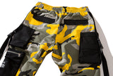 Fashion Men Camouflage Pant High Waist Hiphop Pink Camo Pant Military Pant Jogger Dance Pant US Size