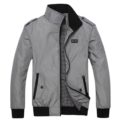 Mens Spring Winter Jackets Coat Men Sportswear Motorcycle Mens Thin Slim Fit Bomber Jackets for Male Brand Clothing 5XL