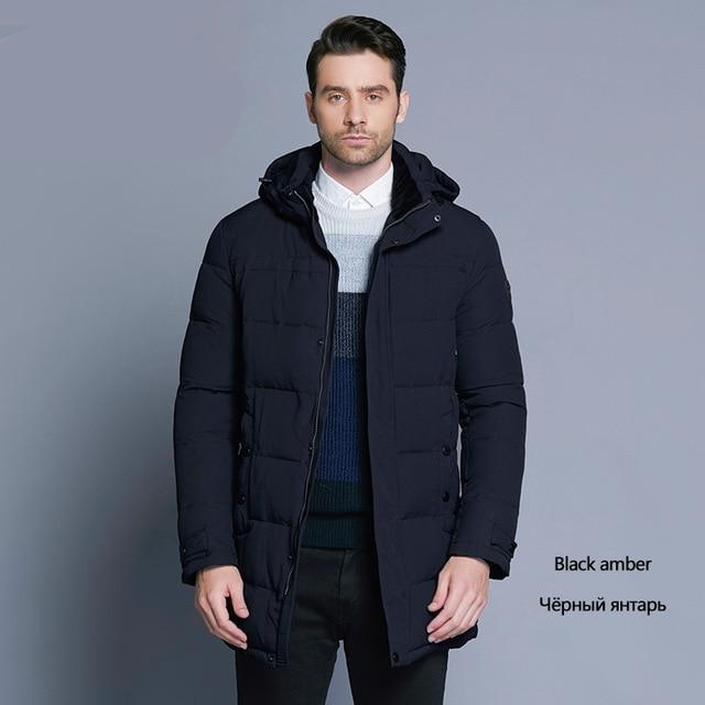 03c3f890aca5 Soft Fabric Winter Men s Jacket Thickening Casual Cotton Jackets ...