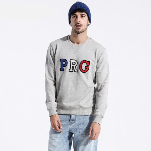 autumn new streetwear hoodies fashion hip hop loose sweatshirts men plus size embroidery o-neck pullover 180318