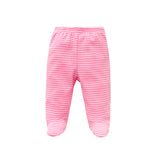 Baby Pants 100% Cotton Casual Trousers 0-12M PP pants infant Toddler Newborn Baby Boys Baby Girls trousers Baby Clothes Set