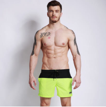 Quick Dry Beach Shorts Men Boardshorts Bermuda Swimming Short Man Beachwear Male Athletic Sport Suit Swim Trunks Shorts