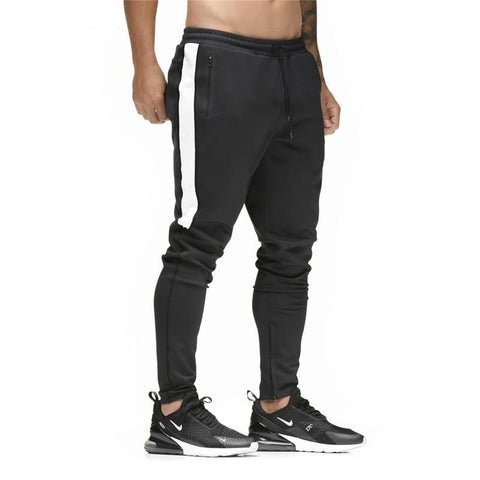 Autumn New High Quality Jogger Fashion Pants Men Fitness Bodybuilding Gyms Pants Runners Brand Clothing Trousers