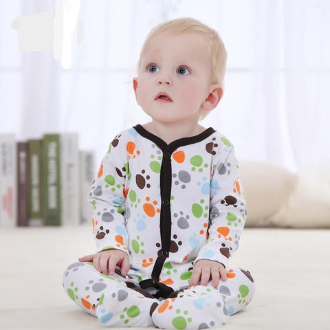 fe5286c8dbf9 JOHNKART.COM.  25.12 USD. Baby Clothing New Baby Girl Newborn Clothes Romper  Long Sleeve Jumpsuits Infant Product
