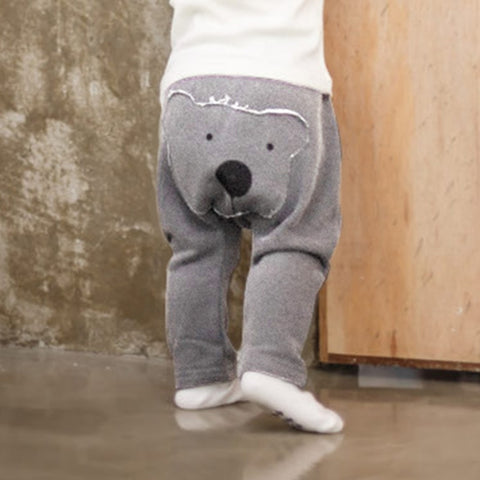 Baby Leggings Toddler Infant Kids Baby Boy Girl Harem Pants Long Trousers Leggings Bottom Cute Animal Pants 0-2T