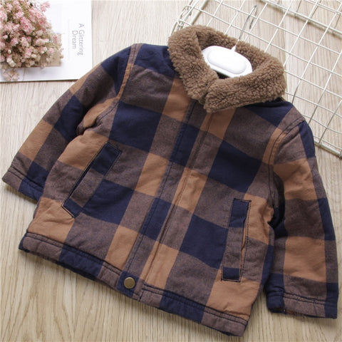Autumn Jacket Baby Jacket For Boy Coat For Boy Jacket Children clothes Winter Kids Jacket Baby Outerwear Children Clothes
