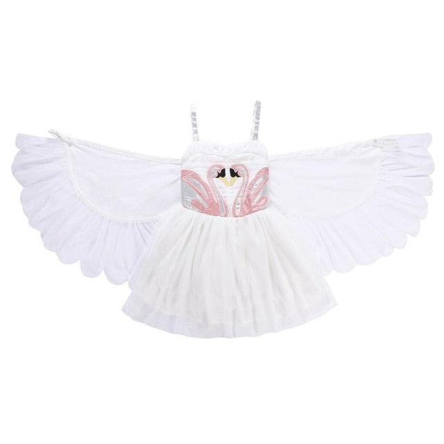 525be48d8ccf JOHNKART.COM. $21.55 USD. White Swan Lake Ballet Tutu Costume Girls Children  ...