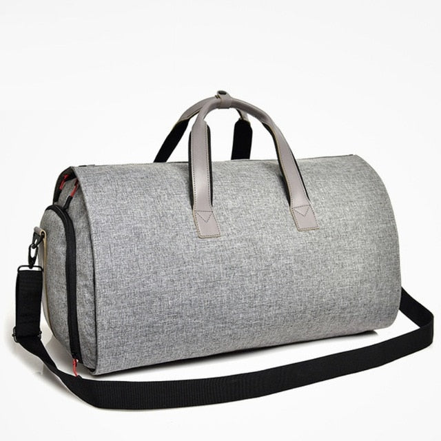 JOHNKART.COM.  71.93 USD. Men Business Trip Travel Duffel Bag Hanging Suit  Bag Shoe Clothing Garment ... dcbac9b0f4