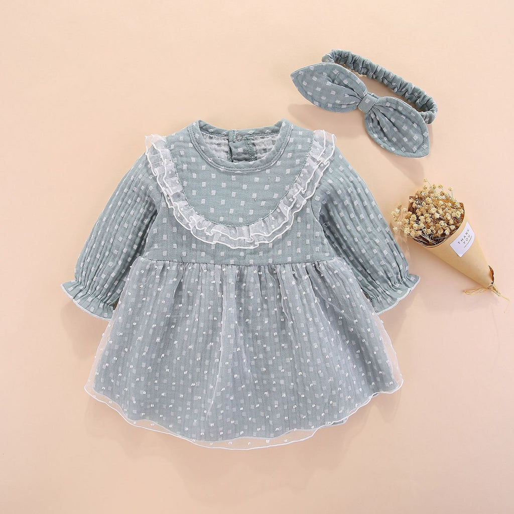 0d6ad7168 new born baby girl clothes dresses little girls clothing sets 0 3 ...