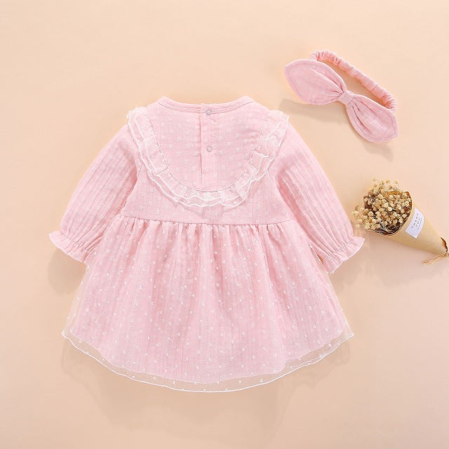 a0f7065105ee new born baby girl clothes dresses little girls clothing sets 0 3 ...