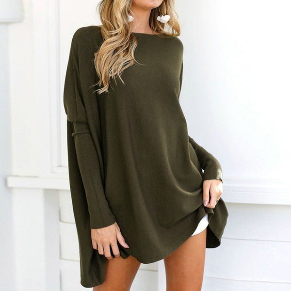 Autumn Women Blouse O Neck Long Sleeve Solid Casual Loose Tops Ladies Clothes Pullovers Shirts Plus Size Blusas