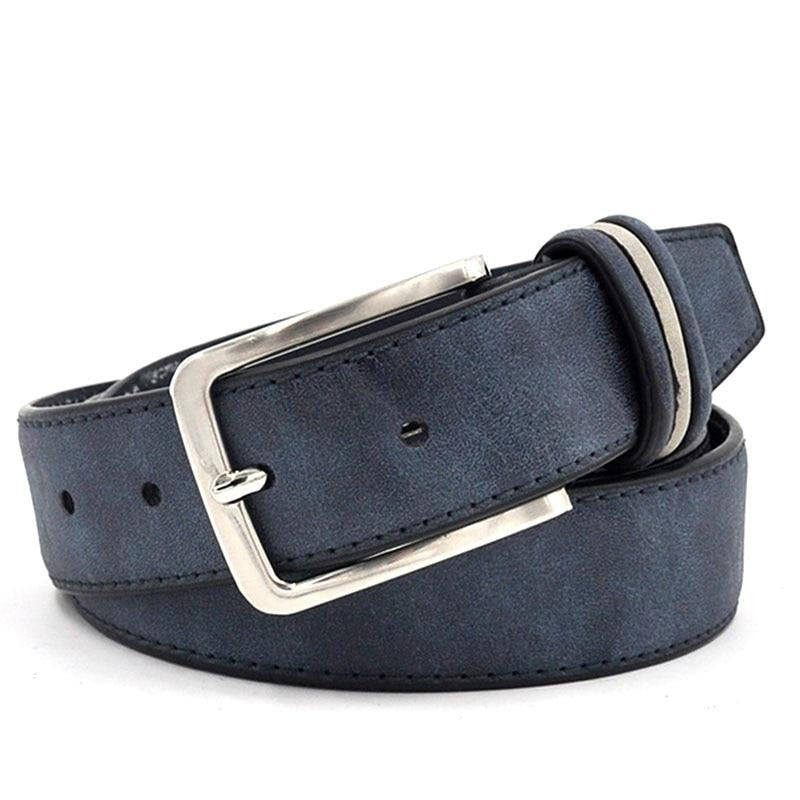 Face Leisure Belts High Fashion Men Leather Belts For Jeans For Man  With 110 cm 115cm 120 cm 125cm 130 cm