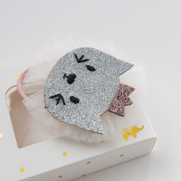 Girls headwear girl headbands children cat Hair ring