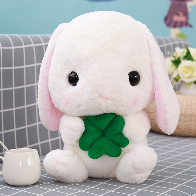 cute Rabbit Dolls Classical soft Plush Bunny Rabbit Toy  Loppy rabbit  Plush Pillow for Kids Friend Girls