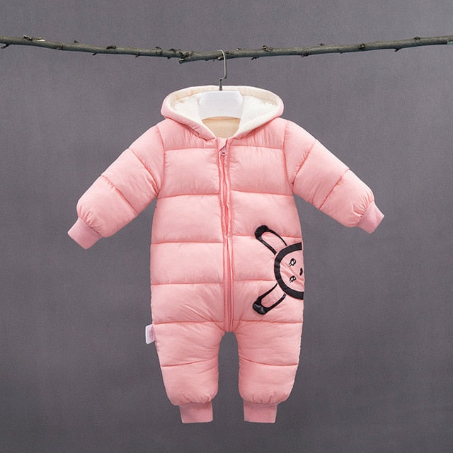 acdeb81fae51 New Overalls Children s Winter Jumpsuit for A Boy Girls Winter ...