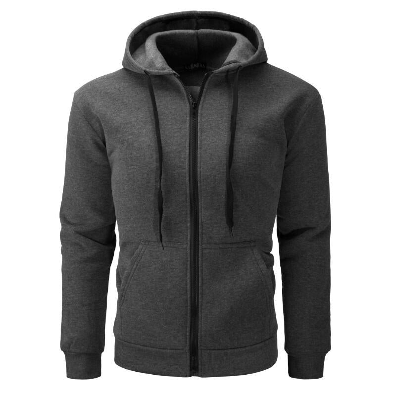 Men Hooded Sweatshirts Casual Mantle hoodie Jacket Long Sleeve Cloak Male Coat Outwear