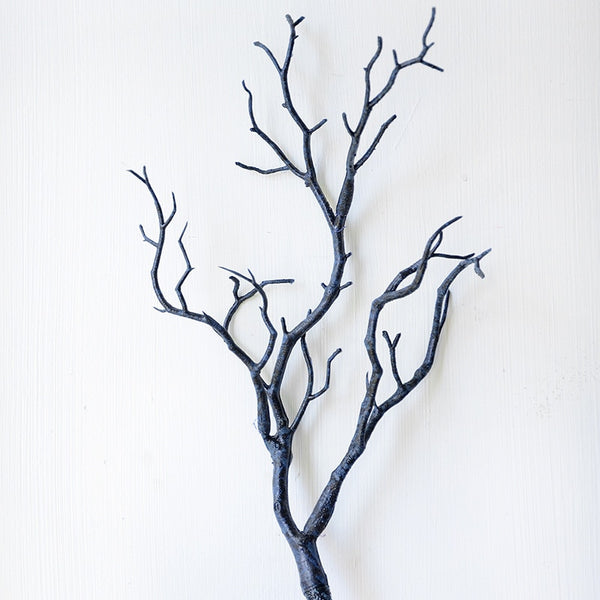 Plastic Artificial Plants Wedding Decoration Dried Tree Home Decor Peacock Coral Branches J2Y