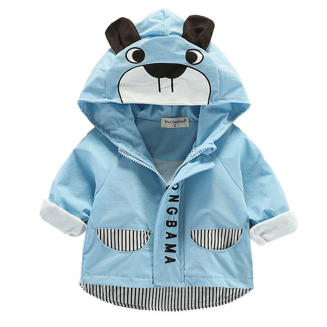 fdbc34c36 spring autumn Baby Boys Girls Jackets Infant Blazer Outerwear rash ...