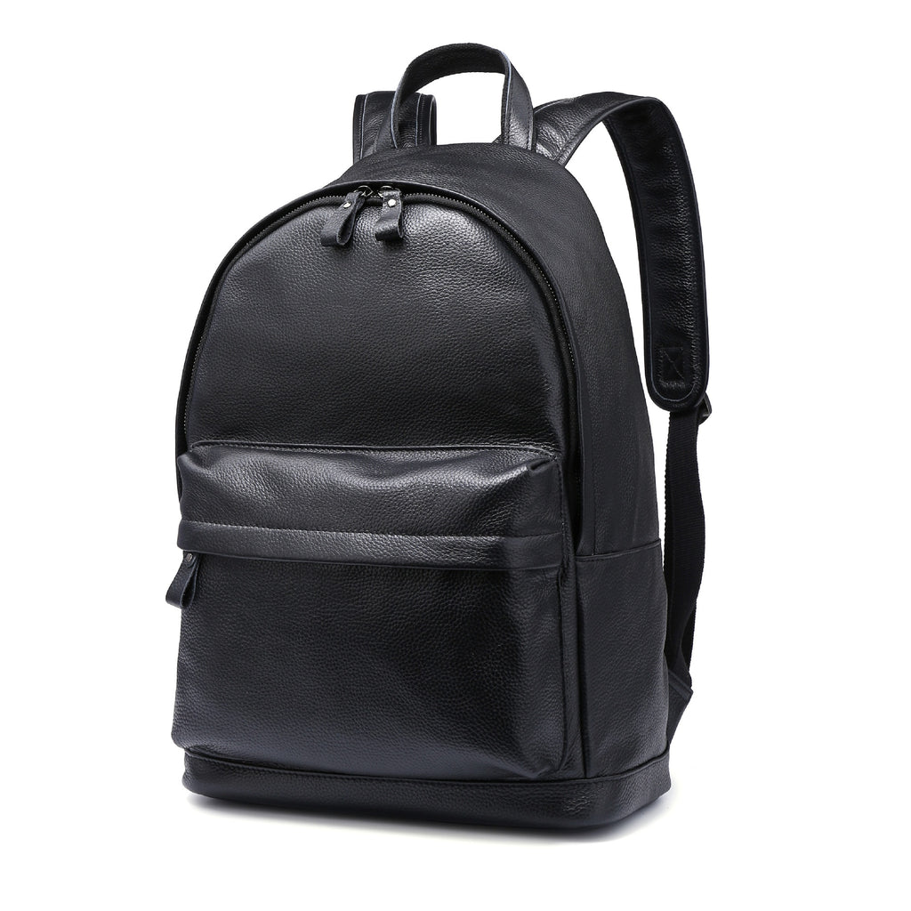 f629971053 ... New Brand 100% Genuine Leather Men Backpacks Fashion Real Natural  Leather Student Backpack Boy Luxury ...