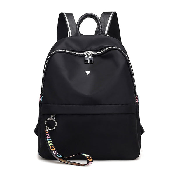 Women Daily Backpack For Teenage Youth Girls Daypacks School Shoulder Bag Student Nylon Waterproof Laptop Multifunction Backpack