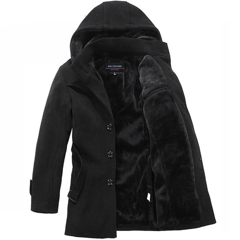 winter jacket men thicken coat weight 1.5kg-2.2kg fashion mens jackets and coat men's outerwear winter coat #1300041