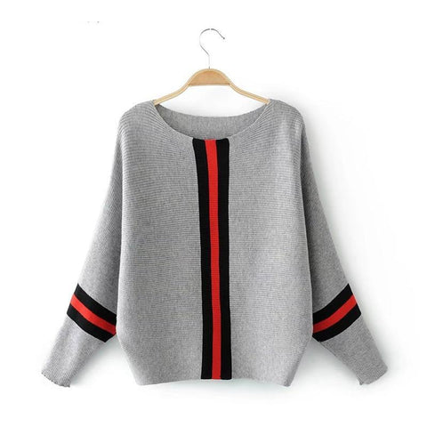 Casual Style Women Knitted Sweater And Pullovers Full Sleeve Ladies Sweaters Female Winter And Autumn
