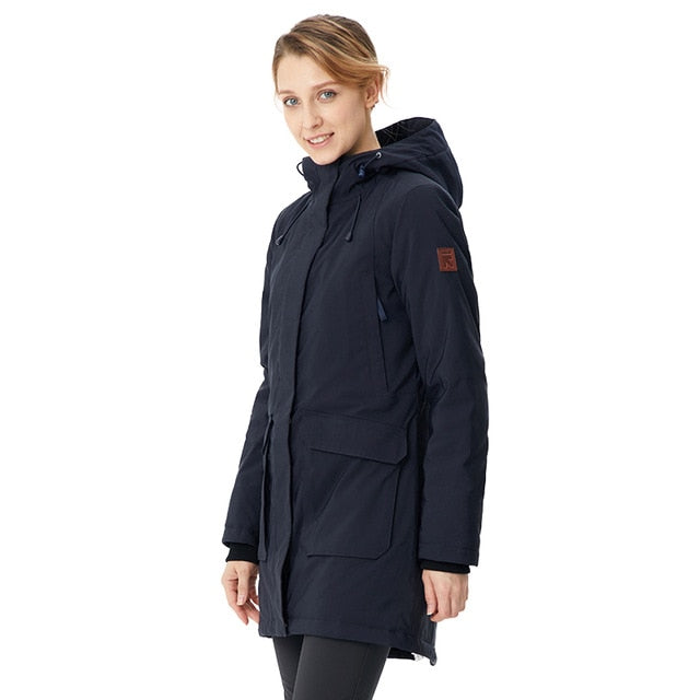 Women Winter Hiking & Camping High Quality Warm Jackets For Woman Winter Outdoor Clothing