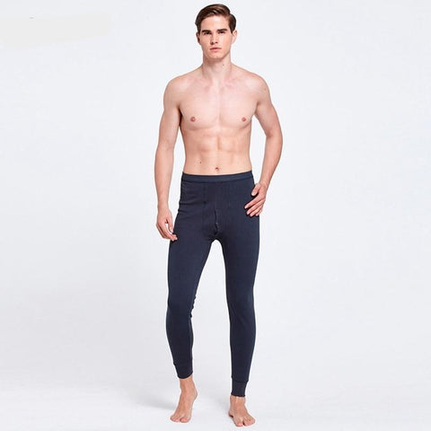 New Cotton% Men Winter Thermal Underwear Men Clothing Long Johns Compression Quick Drying Thermo Underwear Long Johns