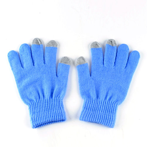 Winter Men Knitted Gloves Touched Screen High Quality Male Thicken Warm Wool Cashmere Unisex Gloves Mitten Business