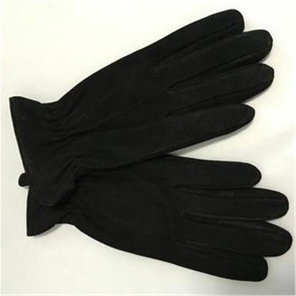 New Genuine Leather Gloves Male Nubuck Cowhide Gloves Fashion Keep Warm High Quality Driving Winter Man Mittens TB34