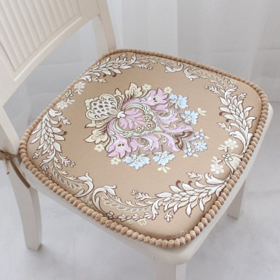 Chair Cushion Pillow For Kitchen Decor Thickened Decorative Sofa Cushions Anti Slip Chair Pad Dining Almofada coussin de salon