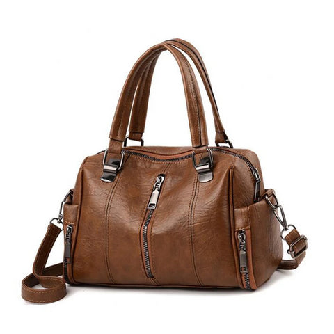 Luxury Women Bag Designer Leather Handbag Fashion Pillow Shoulder Bags Crossbody Female Tote Hand Bags Brand Bolsos