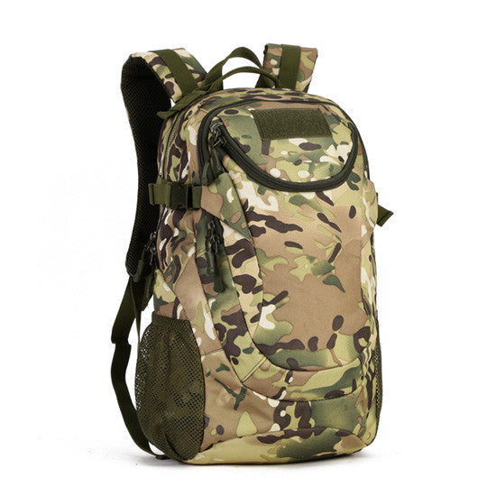 25L Army Molle Camouflage Backpack Military Backpack High Quality 600D Nylon Waterproof Tactics Molle Pack Rucksack S401