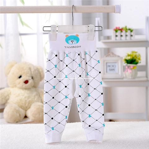 Baby Pants Tiny Cottons Bear High Waist Clothes Boy Girl Toddler Pantalon Casual  Newborns 6-9M Trousers Baby Clothing Broek