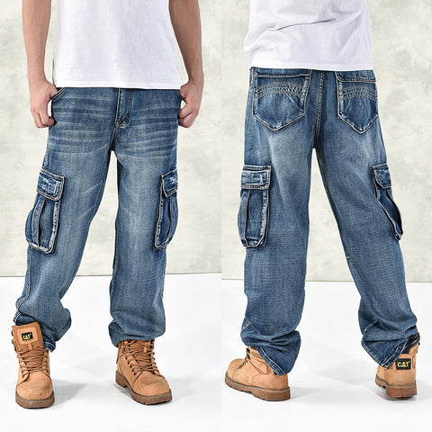 Hip hop jeans men famous designer brands high quality Skateboard denim Skateboard jean man spring 2014