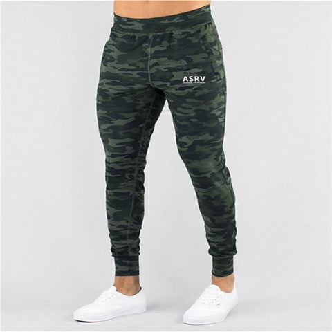 New Gyms Pants Men Joggers Casual Pants Brand Trousers Autumn Winter Camouflage Sporting Bodybuilding Sweatpants joggers