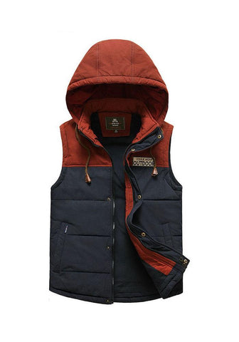 Autumn Spring New Fashion Men Sleeveless Vest Jackets Casual NEW Brand-Clothes CLOTHES Vests Pockets