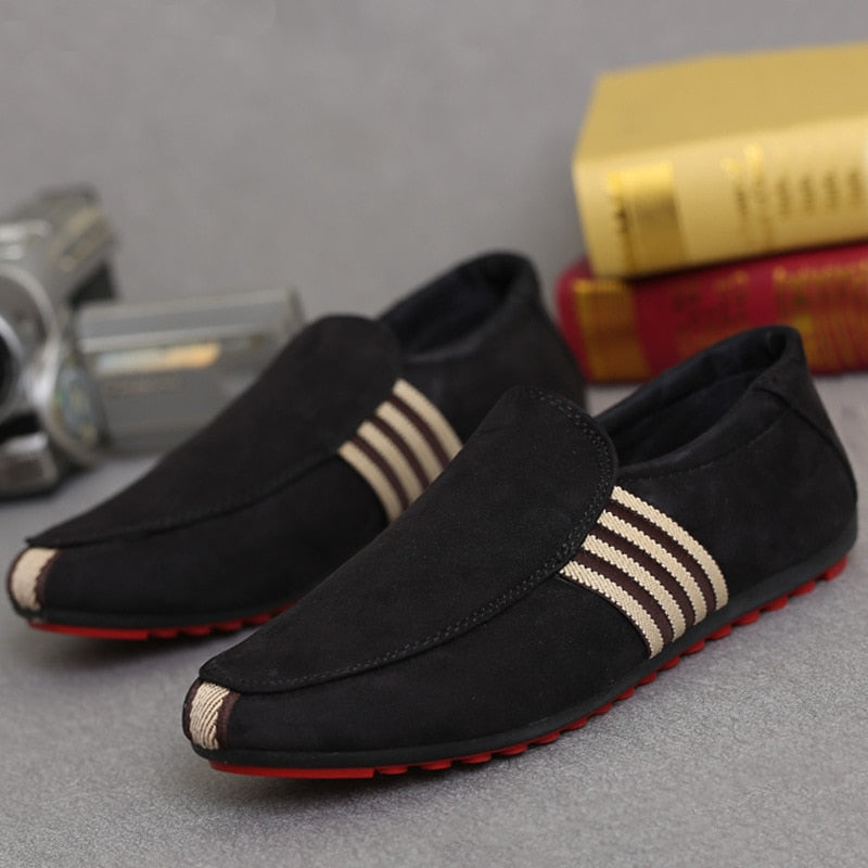 New Spring Men Suede Leather Loafers Driving Shoes Moccasins Summer Fa Johnkart Usa Llc