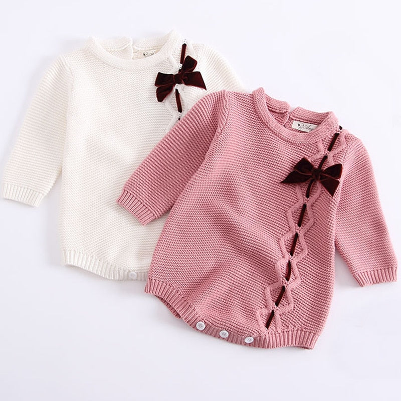 7ccc5032cd7e Baby Boys Girls Romper New Autumn Cotton Long Sleeve Infant Jumpsuit ...