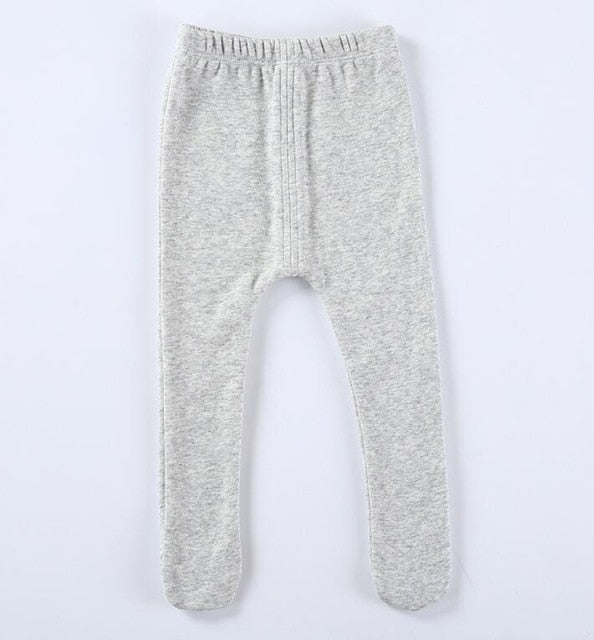 90532cc347b07a Baby pants winter thick warm infant leggings kids clothes footies pant |  JOHNKART.COM. }