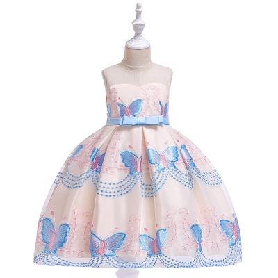 Butterfly Pageant Dress
